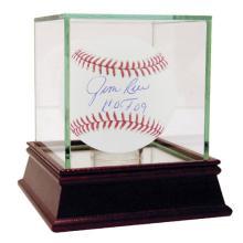 JIM RICE BOSTON RED SOX AUTOGRAPHED MLB BASEBALL INSCRI #42493v2