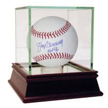 JIM BUNNING AUTOGRAPHED MLB BASEBALL INSCRIBED
