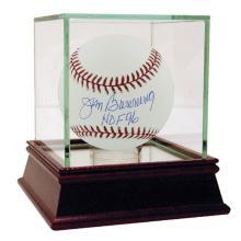 JIM BUNNING PHILADELPHIA PHILLIES AUTOGRAPHED MLB BASEB #42489v2