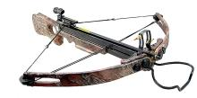 150LBS CAMOUFLAGED HUNTING CROSSBOW COMESW/ 2 17