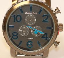 WATER RESISTANT MONTRES CARLO WRIST WATCH #44397v2