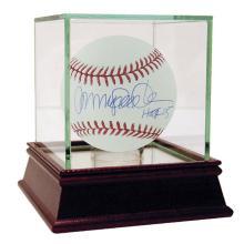 RYNE SANDBERG AUTOGRAPHED MLB BASEBALL INSCRIBED