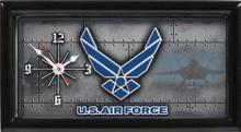 US AIRFORCE CLOCK #49176v2
