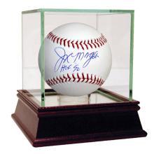 JOE MORGAN AUTOGRAPHED MLB BASEBALL INSCRIBED
