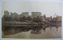EGYPT  Robert Murray (1822-1893)  Group of fifteen photographs albumen prints from paper neg