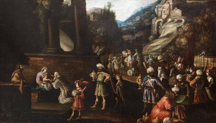 Claude Vignon (1593-1670)