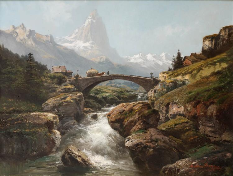 Theodore Levigne (1848-1912)