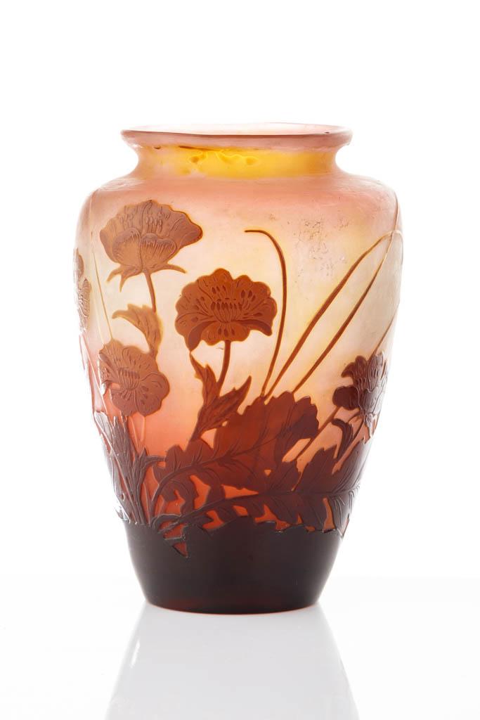 Emile Galle (1846-1904) (vase 6)