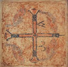 Grande mosaïque byzantine