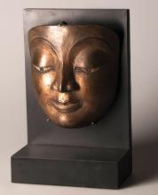 Masque de Bouddha