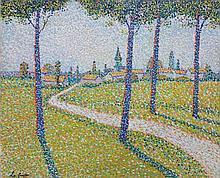 Léo GAUSSON (Lagny-sur-Marne, 1860 - 1944)
