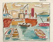 Gaston SIMOES DE FONSECA (Rio de Janeiro, 1874 - Paris, 1943)