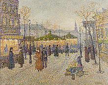 Léo GAUSSON (Lagny-sur-Marne, 1860 - 1944)   Sans titre