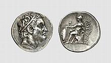 MYSIA, SILVER TETRADRACHM OF PHILETAIROS
