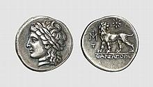 IONIA, SILVER DRACHM OF MILET