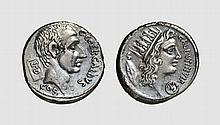 REPUBLIC, SILVER DENARIUS OF C. COELIUS CALDUS