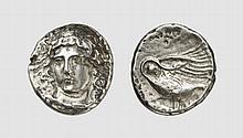 IONIA, SILVER TETRADRACHM OF KLAZOMENAI