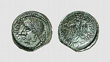 CELTICA, BRONZE SEMIS OF THE LEXOVII