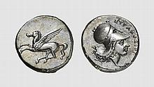 SICILY, SILVER STATER OF SYRACUSE