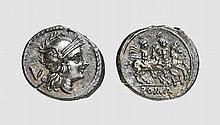 REPUBLIC, ANONYMOUS SILVER QUINARIUS