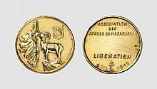 MADAGASCAR, GOLD MEDAL FOR THE CORSICANS