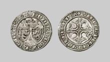 WORLD,  LUXEMBOURG,  Wenceslas I (1353-1383),