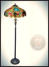 Highest Quality Premium Tiffany Style Lighting (Floor Lamp)