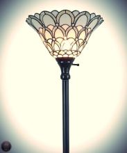 Tiffany Style Floor Lamp 72 In