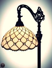 Tiffany Style Jewel Reading Lamp 62 In