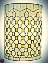 Tiffany Style  Wall Sconce Lamp 10 In Wide