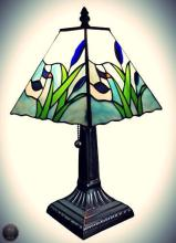 Tiffany Style Mission Design Little Duck Table Lamp