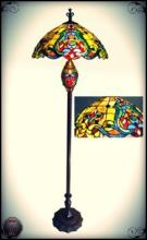 Tiffany Style Floor Lamp_(305)