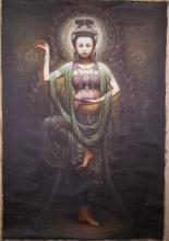 Chinese OOC Beautiful Bodhisattva Zeng Hao