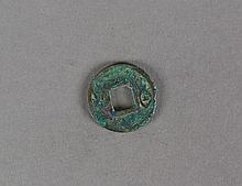 Chinese Han Dynasty Copper Coin