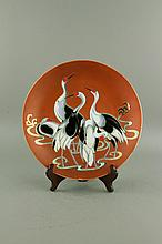 Chinese Decorative Porcelain Plate
