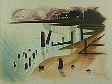 Isabel McLaughlin Acrylic on Canvas 1903-2002