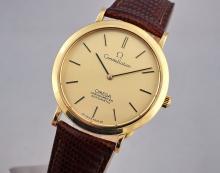 Omega Constellation 18K Gold Ultra-thin Auto Watch