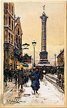 EUGENE GALIEN-LALOUE, (French, 1854-1941)
