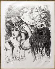 PIERRIE-AUGUSTE RENOIR, (French, 1841-1919)