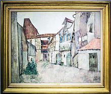 BERNARD GANTNER, (French, b.1928)