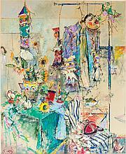 RICHARD JERZY, (American, 1943-2001)