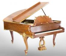 STEINWAY & SONS GRAND PIANO, 1910, MOD. A, IN LOUIS XV