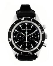 JAEGER-LE COULTRE DEEP SEA CHRONOGRAPH WRISTWATCH