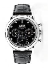 RARE PLATINUM WRISTWATCH PATEK PHILIPPE & CO.,GENEVA