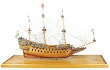 GUSTAVUS II ADOOLPHUSíS ìREGALSKEPPETî: SHIP MODEL