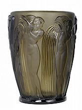 RENE LALIQUE (1860-1945) 'DANAIDES' circa 1926
