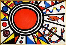 Alexander Calder, (American, 1898-1978)