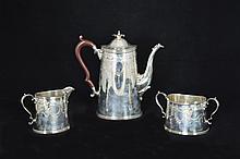 Tiffany Tea Set