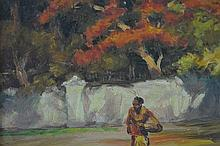 Sujatno Kompoel (1912-1987) Painting