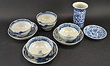 A lot Chinese porcelain Qianlong and later